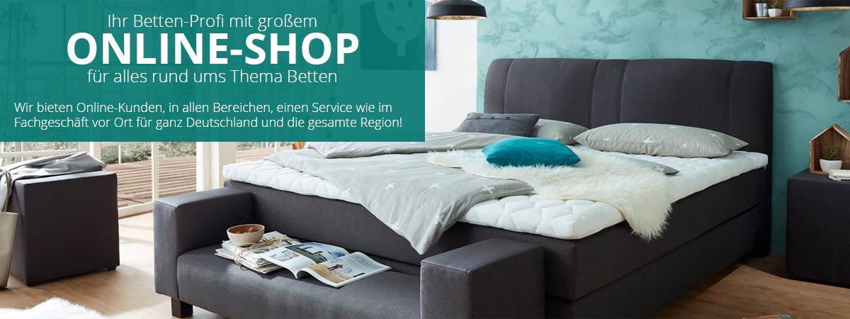 Betten online kaufen in  Sachsen